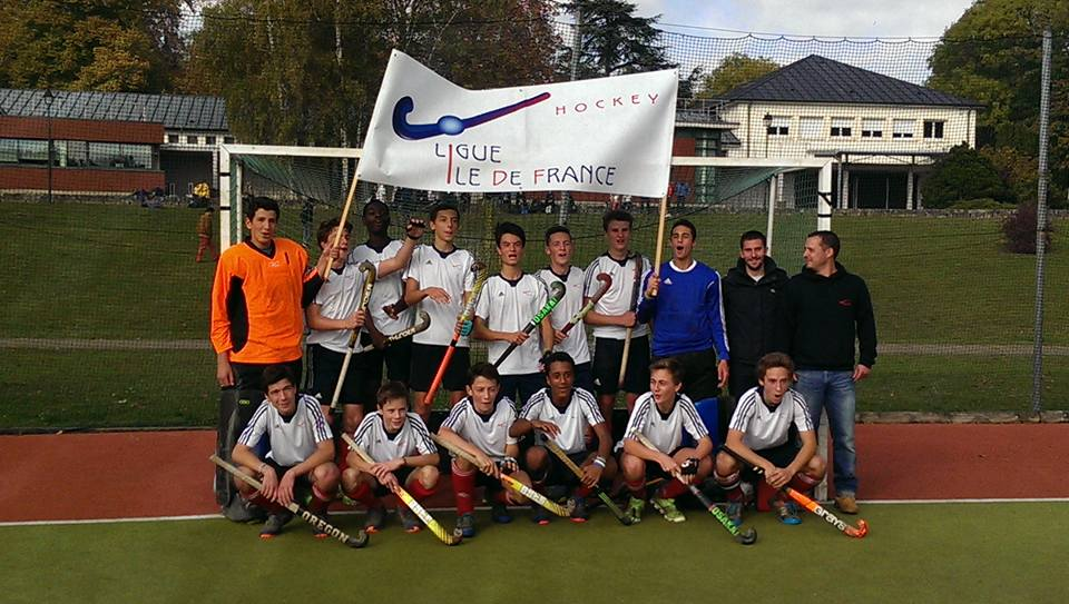 Jeunes Ile de France Hockey